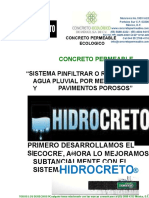 Ficha Tecnica Hidroconcreto