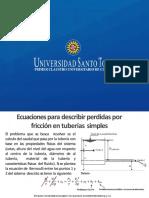 03. Perdidas por Fricción - Perdidas Menores.pdf