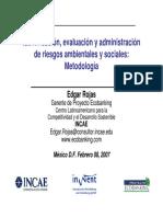 Analisi Idetificacion Riesgo Social
