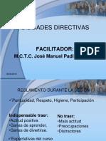 INTRODUCCIÓN A LAS  HABILIDADES DIRECTIVAS I