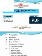 pharmaceuticalvalidationppt-170316132324