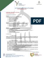 Detalles Académicos S. Comunicación y Nuevas Tecnologías-t8e