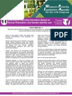 Pcw Wpla Policy Brief 11 Sogie
