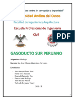 Gasoducto Sur Peruano, Terminado