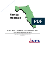 Home Health Services Coverage and Limitations Handbook_Adoption