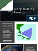 Triángulo de Las Bermudas- Carlos Michel Fumero