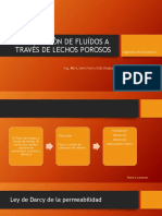 CIRCULACIÓN DE FLUÍDOS A TRAVÉS DE LECHOS POROSOS.pptx