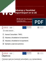 Webminar 3 - Aduanas y Fiscalidad Import-Export en La UE (1)