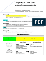 steps to analyze your data 1