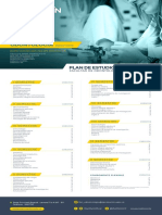 Plan de Estudios Odontologia Bogota