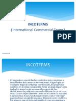 INCOTERMS (MÉXICO)