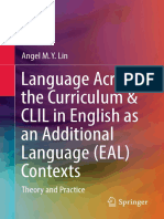 Language Across the Curriculum CLIL