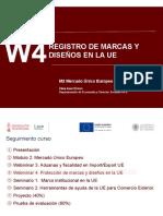 Webminar 4 -Proteccion de marcas y diseños