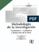 Metodología de Investigación-ñaupas