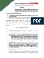 Resumen Las Intervenciones Del Psicoanalista en Psicoanalisis Con Niños- Janin