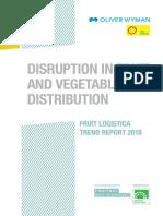 Fruit Logistica Trend Report 2018 Part1