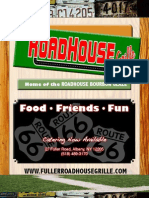 Fuller Road House