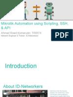 Mikrotik Automation Scripting SSH api.pdf