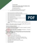 Requerimientos Basicas Para Obra G 050