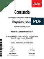 Constancia Carbajal Cornejo, Katherine-2