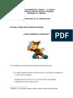 Guia Metodologia de La Investigación. Ciencia%2c Tecnica y Tecnologia. (1)