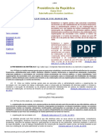 Lei Federal n. 13019 2014 Completa
