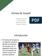 Hockey de Cesped Final