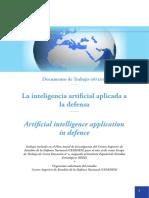 DIEEET0-2018La Inteligencia Artificial