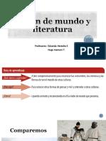 01. Vision de Mundo & Literatura