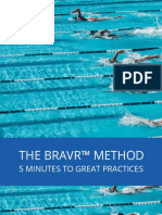 BRAVR 5 Steps to Great Practices 4