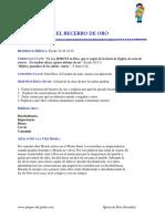 1. EL BECERRO DE ORO