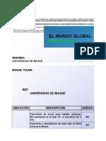 Cotización 1. - Universidad de Ibague l