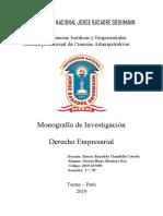Derecho Empresarial 13