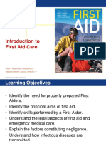 Lecture 1_Chapter 1_Introduction to First Aid