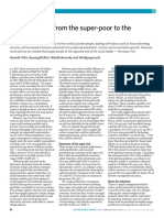 Shift the focus from the super-poor to the super-rich (Otto, 2019)
