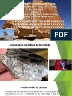 Petrofisica Propiedad de Rocas