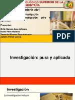Pura y Aplicada Official