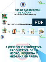 Proceso de Fabricacion de Azúcar Para Clase 01