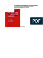 Principles And Practic Oncology (Berger)