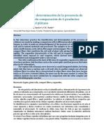 BV Informe Identificación de Celulosa- Grupo 1