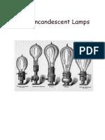 Incandecent Lamps
