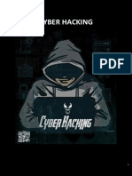 Cyber Hacking Indice