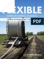 Flexpipe Systems Brochure Spanish