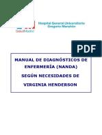 Manual de Diagnosticos de Enfermeria Nanda 1