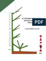 El Sistema Productivo en Explotaciones Frutales