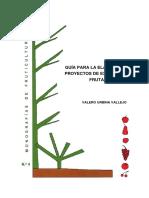 Guia Para La Elaboracion de Proyectos de Explotaciones Frutales
