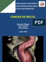 Cancer de Recto 2018