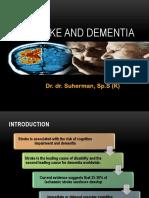 Stroke and Dementia