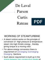 Turbine Theory 1