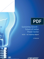 Sustaining Growth-Future of Indian Power Sector